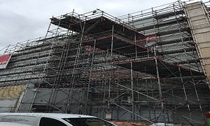Form Construction Commercial Scaffolding