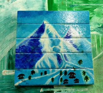 Artworks at hillary house new zealand