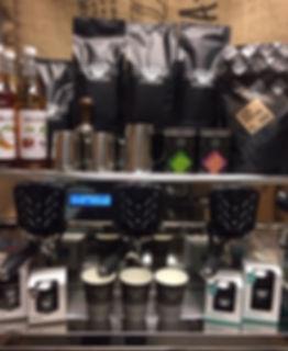 777espresso coffee for cafe business