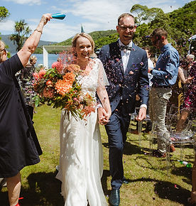 Wedding Celebrant in Marlborough new zealand certified celebrations
