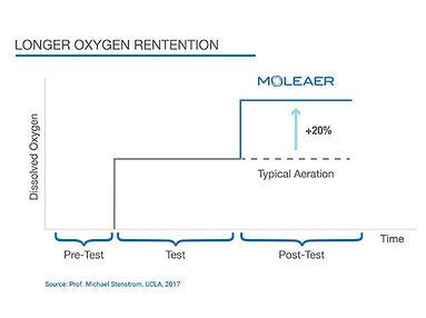 Gas Reserve nanobubbles