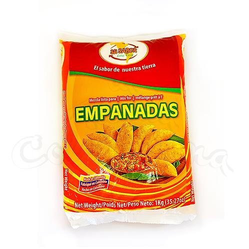 Empanada flour (Mezcla lista para empanadas) - 1kg