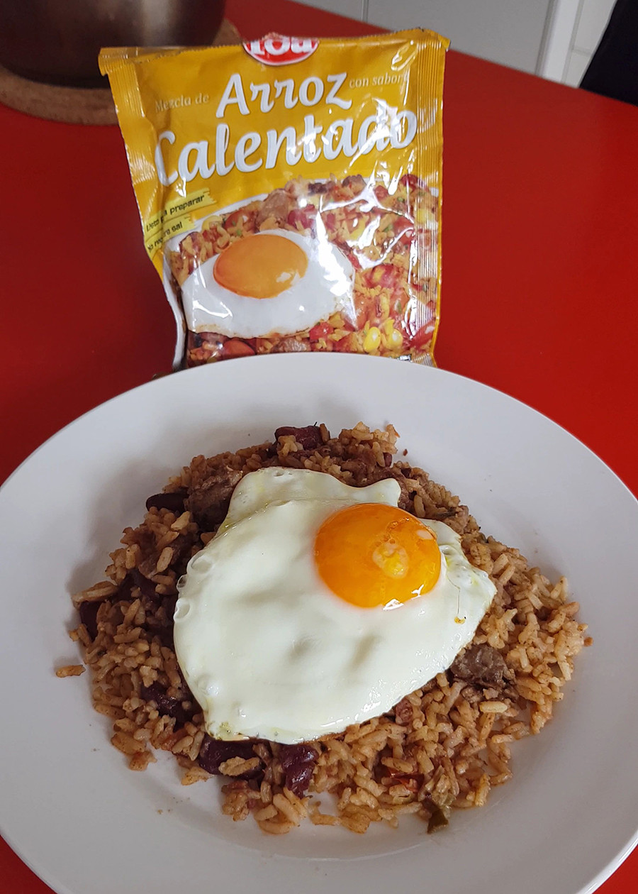 Colombian Rice in New zealand