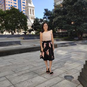 Colombian in New Zealand - Lina González from SEA International