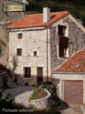 La Cabaña la Ardina en Sotres