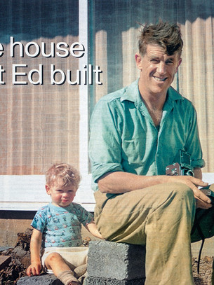 The house that Ed built