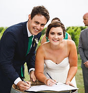 Wedding celebration in new zealand