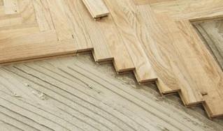 Tipos de parquet o suelo laminado según su forma de instalación