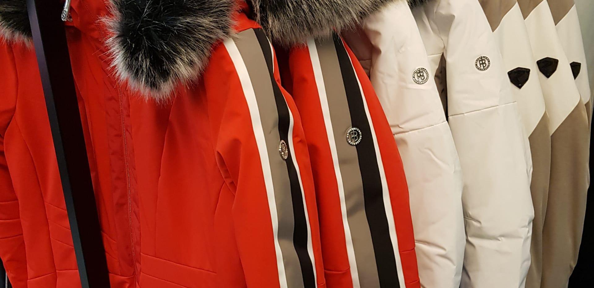 Skijassen vrouwen pels