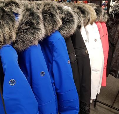Winterjassen vrouwen