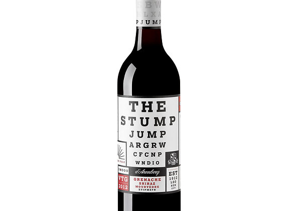 THE STUMP JUMP GRE SHI MOU TTO 750ml