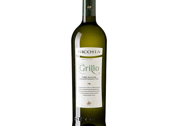 Nicosia - Nicosia Grillo - IGT Terre Siciliane 750ml
