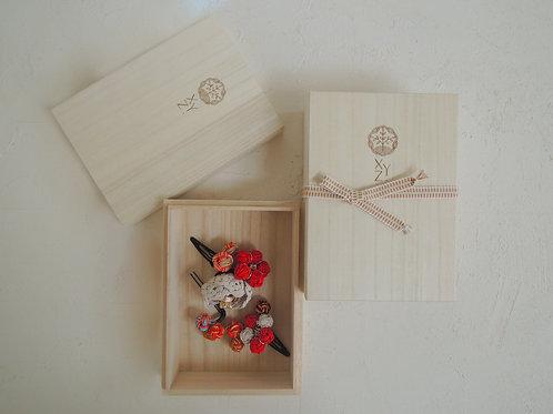 オリジナル化粧箱<髪飾り専用>