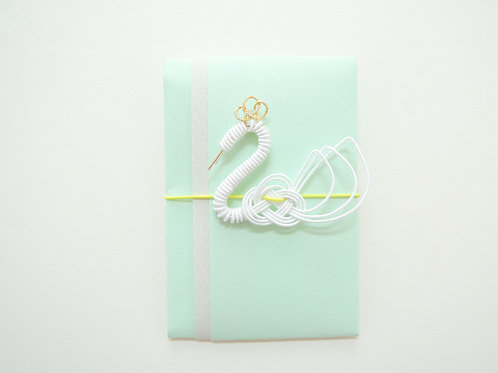 Swan -お包み- green