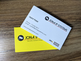 Next Day Rush Business Cards