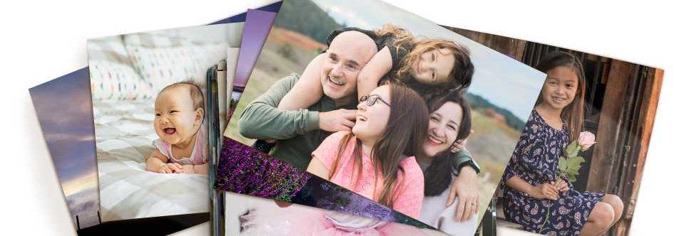 Glossy Photo Prints