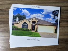 Real Estate Half-Fold Brochure