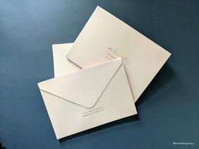 5x7 Envelope Printing