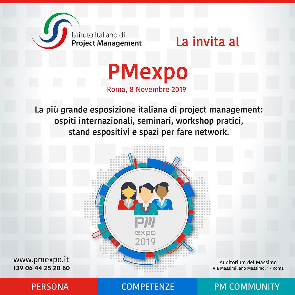 Invito PMexpo 2019