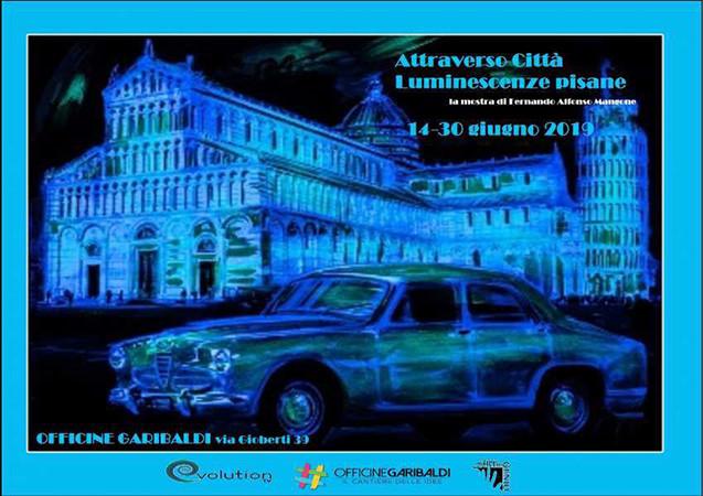 Attraverso Città - Luminescenze pisane