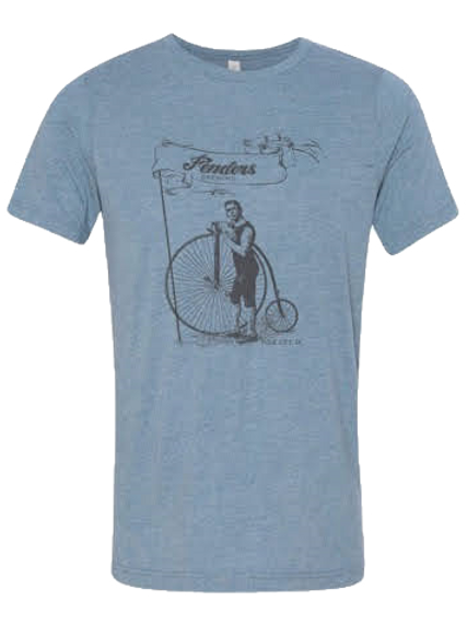 Penny Farthing T-Shirt (Pre-order)