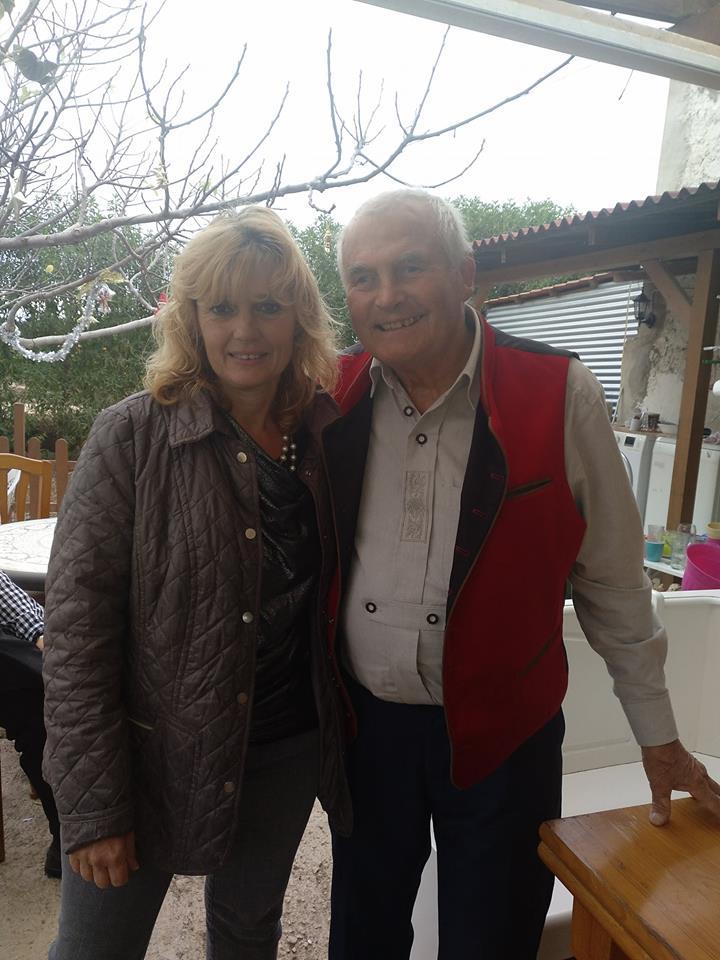 Susanne und Peter Gewald