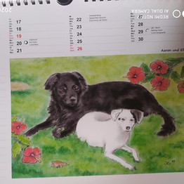 September Aaron und Ella