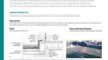 Realización de cubiertas planas