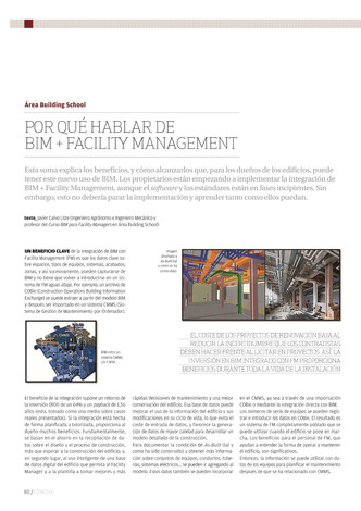 BIM+ Facility Management