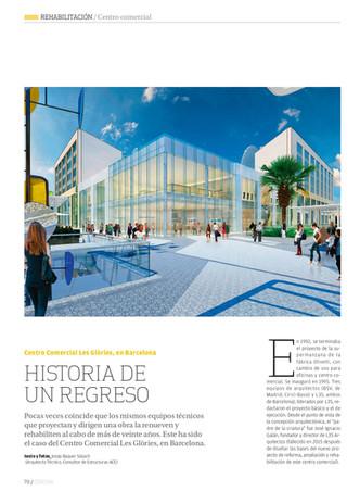 Centro Comercial en Barcelona