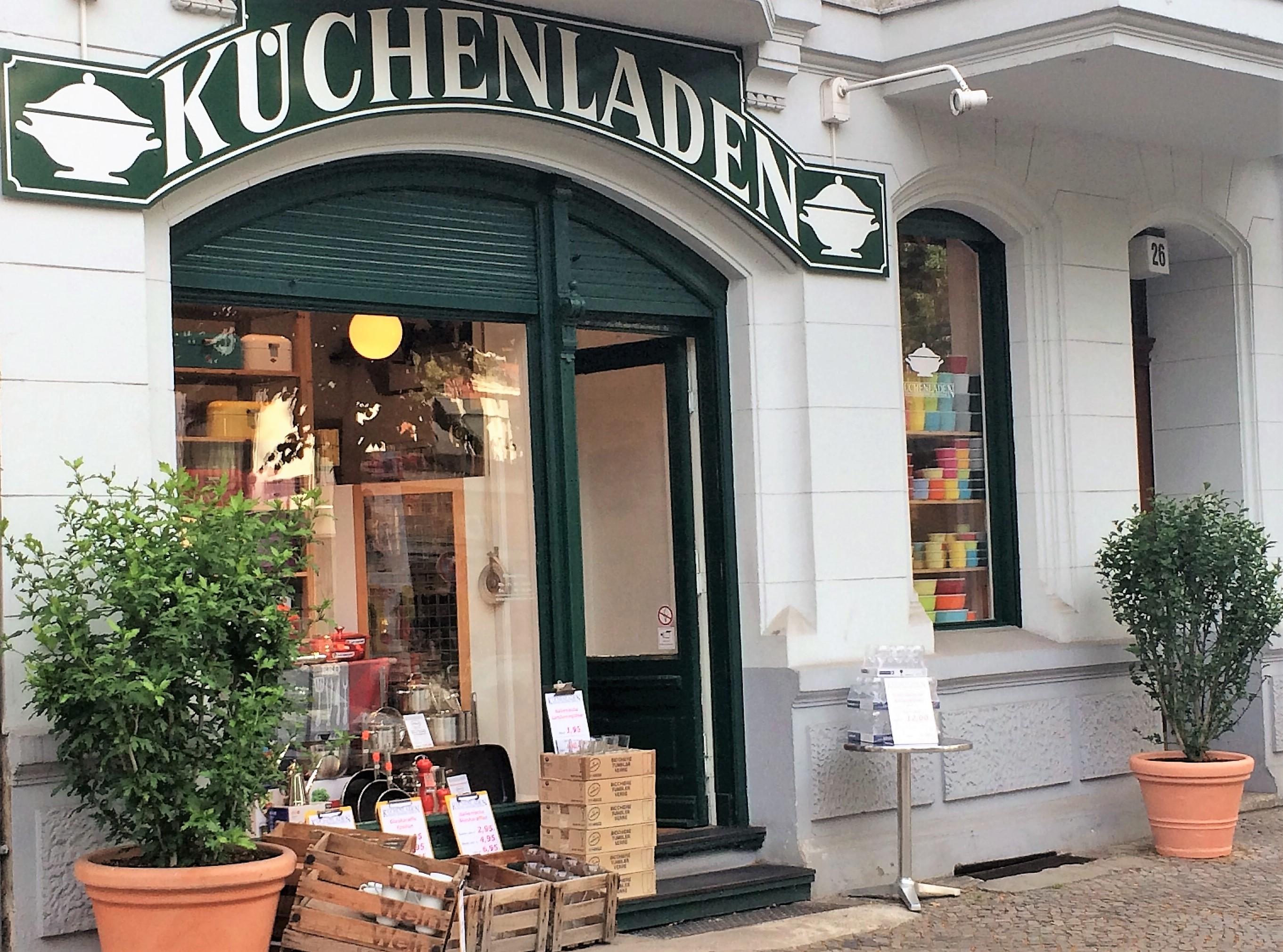 Kuechenladen Berlin Kochen Geniessen Leben