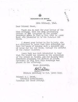 Quen Mary WW 1 Letter.jpg