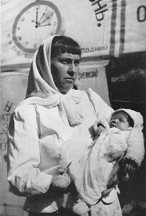 a1949 Florence with baby Gabriel.jpg