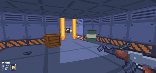 Untitled FPS Game