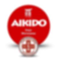 Logo Klubu Aikido Usagi w Zrzeszeniu Aikido Polska