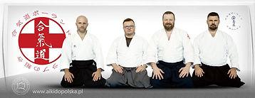Mistrzowie Aikido Polska