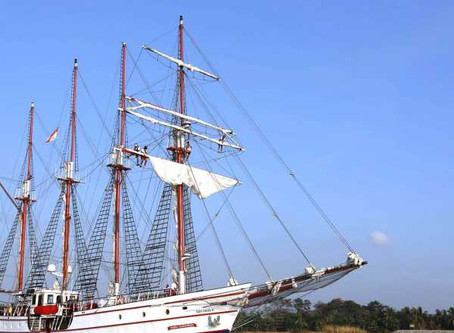 Corporate Team Building on a Tall Ship