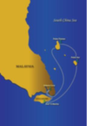 Atlantis South China Sea Yacht Charter M
