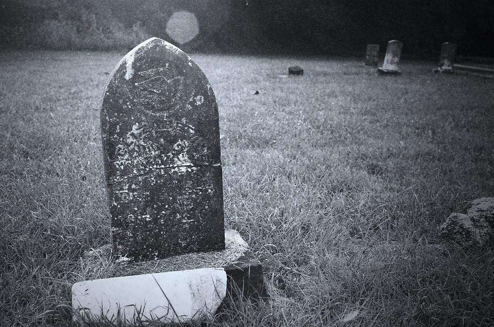 cemetery photography