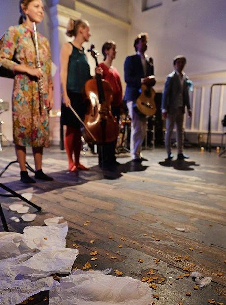 SPEED Klang Festival Literaturhus Copenhagen