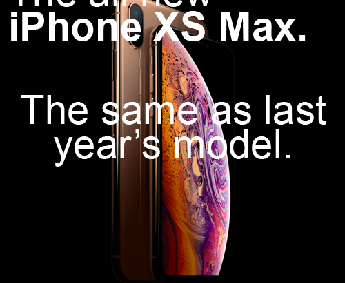 Apple Hits it out of the Park... Again