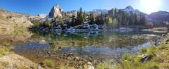 Lake Blanche Panorama