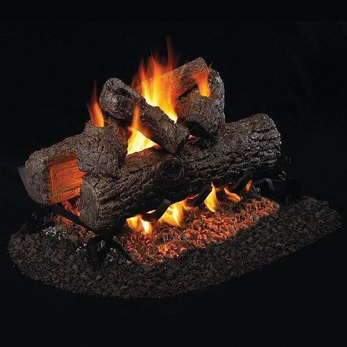 Real Fyre Golden Oak | Gas Log Sets Vented