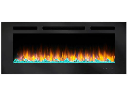 SimpliFire Allusion Series | Electric Fireplace