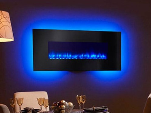 SimpliFire Wall-Mount | Electric Fireplace