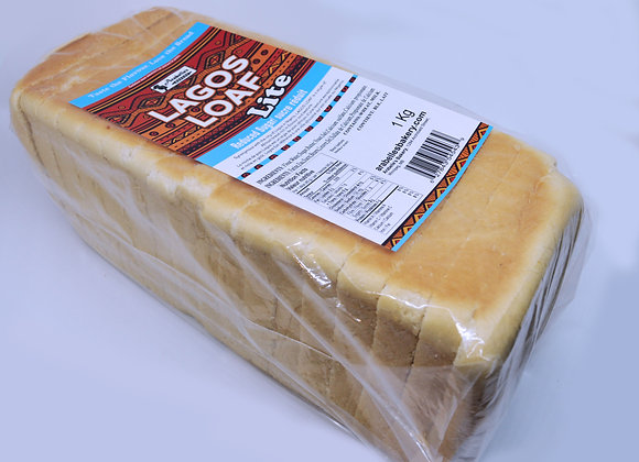 Lagos Loaf Lite (Less Sweetness, Delicious flavour)