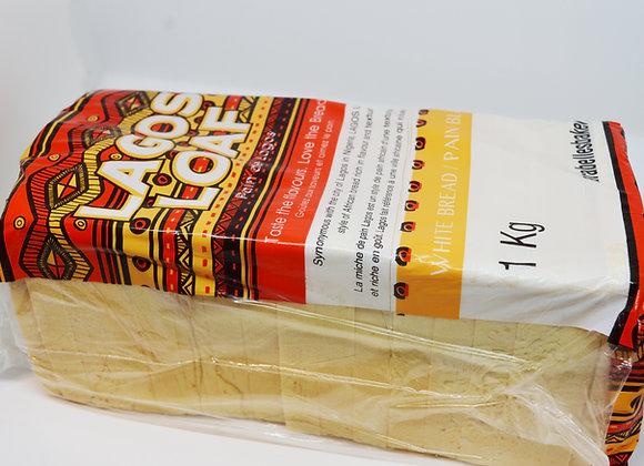 Lagos Loaf bread