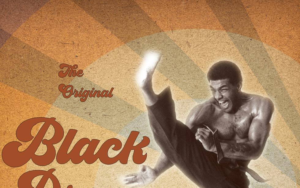 Ron Van Clief, The Original Black Dragon