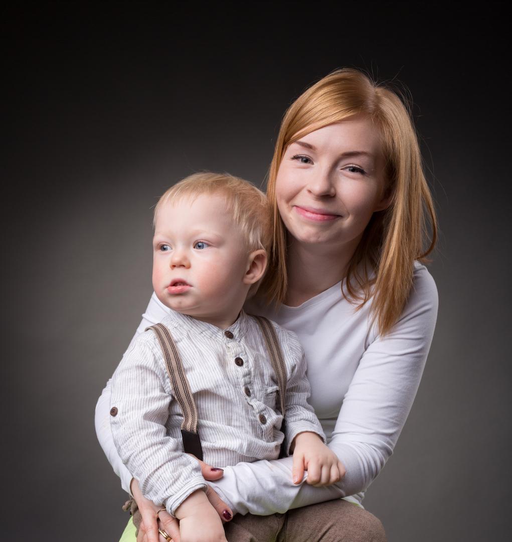 Lapsivalokuvaus, perhevalokuvaus