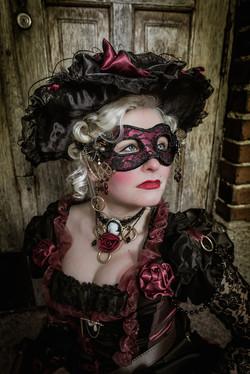 Portrait fantasia steampunk
